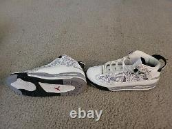 10 Pair Jordan Dc Lot Size 5.5y 6y 6.5y 7y Shoe Vintage