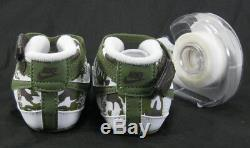 2004 Nike Air Force 1 AF1 Toddlers Child SZ 3C 308008-131 White Camo