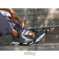 2019 Nike Air Jordan 4 Retro GS Women Boys Girls Kids Trainers ALL SIZES