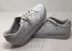 90s Vtg White Spice Girls Cortez Club Kid Rave Skechers Platform Sneakers 8.5