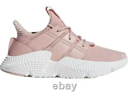 Adidas Originals Prophere Running Shoes Trace Pink White Size 6.5Y B41881 New