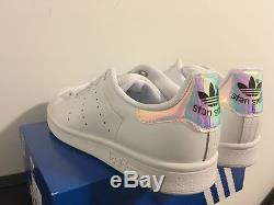 low priced 7b20c 6cc02 Adidas Stan Smith Iridescent Hologram Aq6272 Gs Kids Girls ...