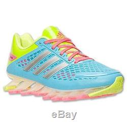Adidas adidas Springblade Running Shoes Girls Grade School youth AUTHENTIC