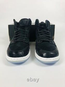 Air Jordan 1 Retro HI Prem HC Heiress Basketball Shoes 832596-001 Size 6.5 GS