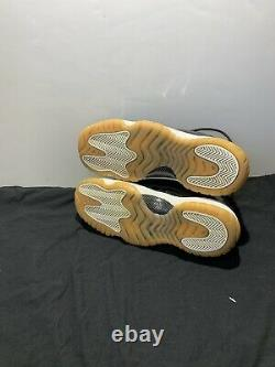 Air Jordan 11 Retro Low Bleached Coral Big Kids 580521-013 Shoes Youth Size 7.5y