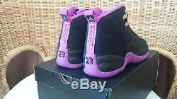 Air Jordan Retro XII 12 Hyper Violet Grade School GG GS Youth Girls Kids Size 8Y
