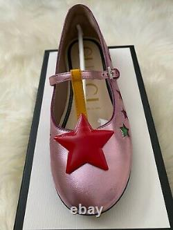 Authentic Gucci Girls Shoes