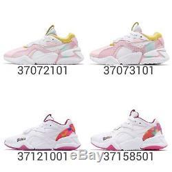 Barbie X Puma Nova Wns White Women Kids PS Girls Running Shoe Sneaker Pick 1
