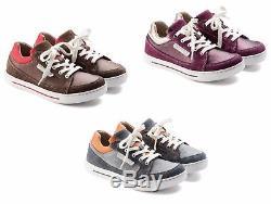 Birkenstock Shoes Astee Kids Tabacco Plum Forest Girls Boys Women's Sneakers