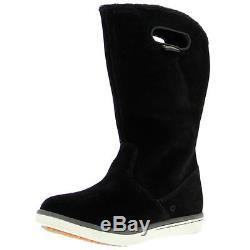 Bogs Muck Boots Girls Kids Boga WP Suede Fleece Lining 71595