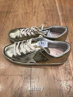 Bonpoint Golden Goose Tennis Shoes Size 38 Brand New Condition