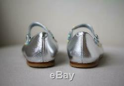 Bonpoint Kids Girls Leather Shoes Eu 27 Uk 9