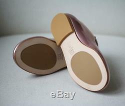 Bonpoint Kids Girls Patent Leather Shoes Eu 28 Uk 10