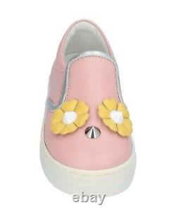 Brand New Fendi Trainers Shoes For Girls Size 28