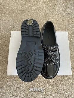 Burberry Black Patent Shoes