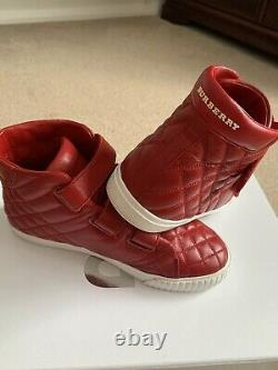 Burberry Girls Shoes Size 2 Uk