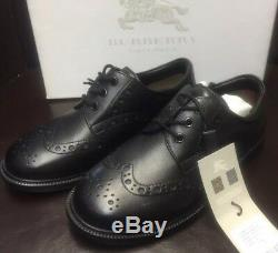 Burberry kids shoes