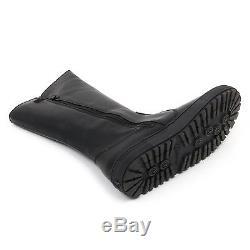 C2714 stivale bimba NATURINO scarpa nero borchie boot shoe kid girl