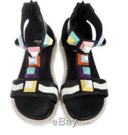 Children Kids Girls Fendi Sandals 12