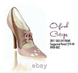 Christine Just The Right Shoe Lot of3 By Lorraine Vail (Raine)