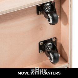Coat Shoe Cubby Locker Storage Cabinet Pre School Class Room Day Care Kids Rack