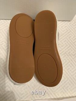 Dolce & Gabbana D&G Girls White Patent Ankle Strap Shoes Size 24 (U. K. 7)