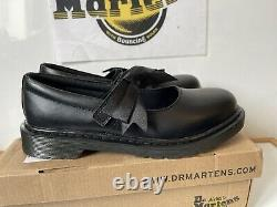 Dr. Martens Maccy II Comfy Leather Work/School/ Casual Shoes Size UK 5 EU 38