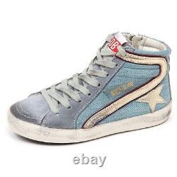 E8336 sneaker bimbo girl boy GOLDEN GOOSE SLIDE scarpe vintage shoe unisex