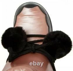 Fendi Kids Pom Pom Snow / Moon Boots / Shoes. Size 8 / 27. Designer