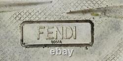 Fendi Kids Unisex Ff Sock Sneakers Eu 26 Uk 8.5 Us 9.5