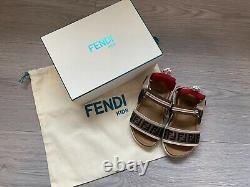 Fendi girls shoes