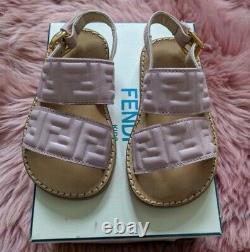 Fendi kids shoes
