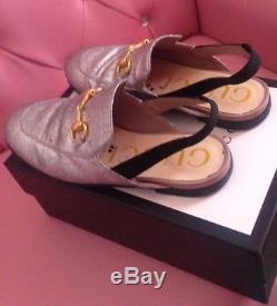 GIRLS Gucci Shoes Kids Sz 32