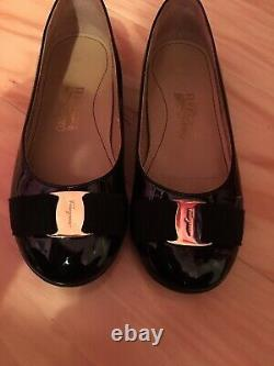 Girls Salvator Ferragamo Shoes