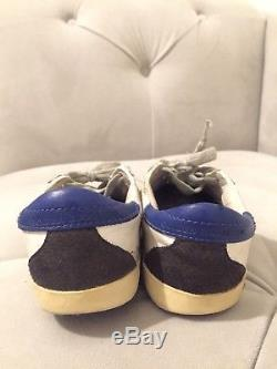 Golden Goose Distressed Superstar Sneakers Kids Boys Girls Sz 28 Good