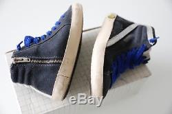 Golden Goose Superstar Sneakers Kids Boys Girls Grey Silver Size 28 $280