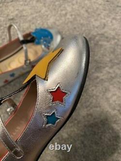 Gucci Girls Ballet Flat Shoes US12.5/EU30 No Box