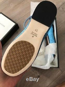 Gucci Girls Galassia Flat Shoes Gucci Sz 29