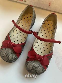 Gucci Girls Shoes Size 31