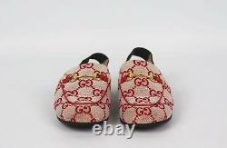 Gucci Kids Unisex Princetown Gg Canvas Loafers Eu 26 Uk 9