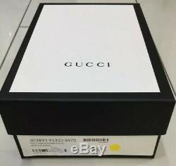 Gucci Princetown GG Rainbow Star Slingback Girls Shoes BNIB Sizes 9, 11, 12