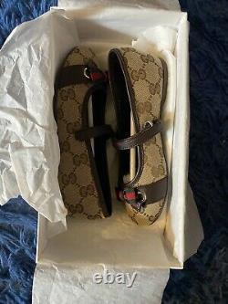 Gucci Shoes Kids Sz 28 US Sz 11