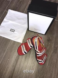 Gucci girls shoes Size EU 33 Uk 1 Immaculate Condition Wore For Half Hour