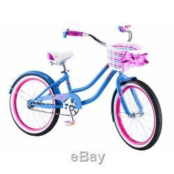 JoJo Siwa Cruiser Bike Light Blue and Pink 20 inch Girl's christmas kids sale