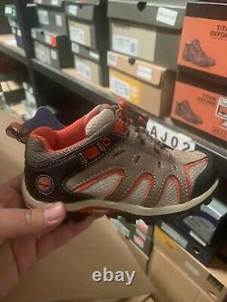 Kids Boys Girls Timberland Shoes Boots Sandals Job lot Wholesale Trainers 1000