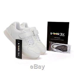 Kids LED Light Up Shoes Flashing Low-Top Sneakers for Boys and Girls Child Unise
