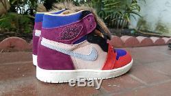 Kids girls womens Air Jordan 1 I Aleali May LUX Viotech retro GG GS X QS youth 7