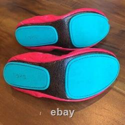 Little Miss Tieks Razzleberry Ballet Flats Shoes