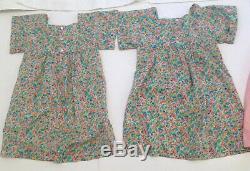 Lot/8 Girls BONPOINT4 Dresses Size 3&42 Pr Sandal Shoes Size 28Ret$2000+ EUC