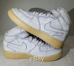 Lot of 4 Nike AF1 and Air Jordan Retro 5 11 Shoes Size 3Y Boys Girls Kids